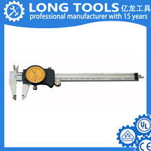 Precision digital internal diameter vernier caliper with long jaw