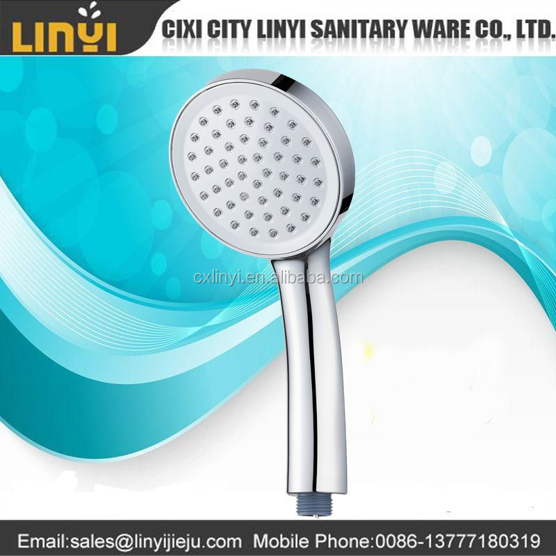 alibaba china supplier wholesale abs hand shower head