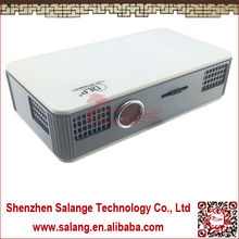 2014 Best Selling Smart Android Projector!!! for iPhone Projector with wifi and Bluetooth4.0 By Salange