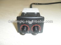 Toyota series Switch Seat Heater,No Cutting alloy wire heater element for land cruiser