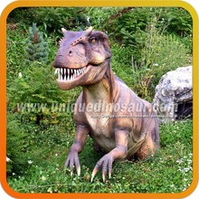 Christmas Dinosaur Indoor Amusement Park Display Animatronic Dinosaur
