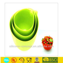 Food Grade Silicone Measuring Bowl/Silicone Measuring Tools