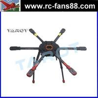 Tarot 810sport 6-Axle Carbon Fiber FPV Hexacopter Frame Kit with Landing Gear