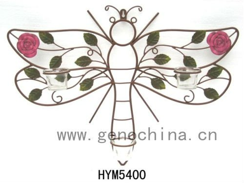 dragonfly METAL DECORATION beautiful bird items
