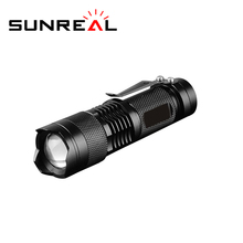 Cheap Price bright eyes coon hunting light self-defense baton flashlight