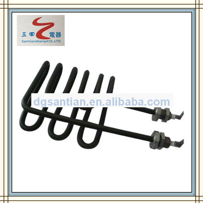 Dongguan santian manufacturer production and sales of annealing tubular electric heating element products
