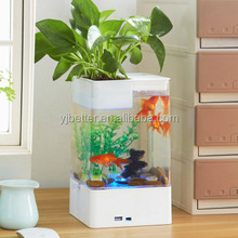 Tabletop Aquarium fish tank, Fish Aquarium made in China