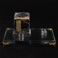 Wholesale Crystal kaaba model for Islamic wedding Souvenirs Gifts
