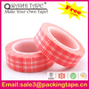 2014 hot sale underground electrical detectable warning tape tape made in China SGS