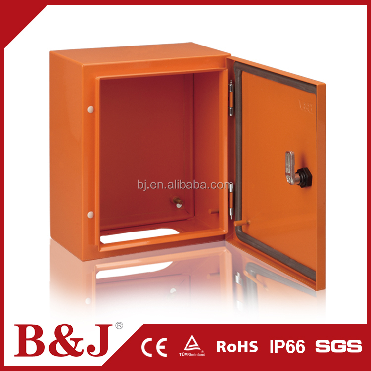 B&J Wall Mount Enclosure Electrical Cable Connection Power Distribution Box