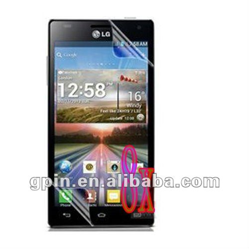 8X Magnetic Screen Protection for LG Optimus 4X HD