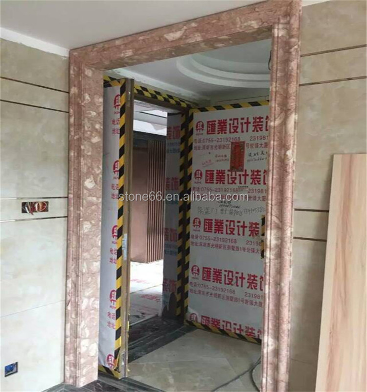 China rosa pink marble tile price top quality marble table top
