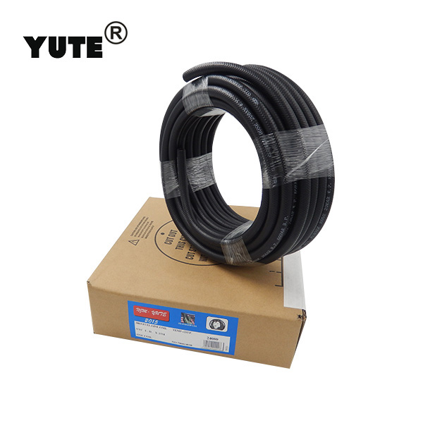 YUTE made  SAE J20 R3 5/8 inch 16mm black EPDM  rubber  heater hose pipe for car engine coolants