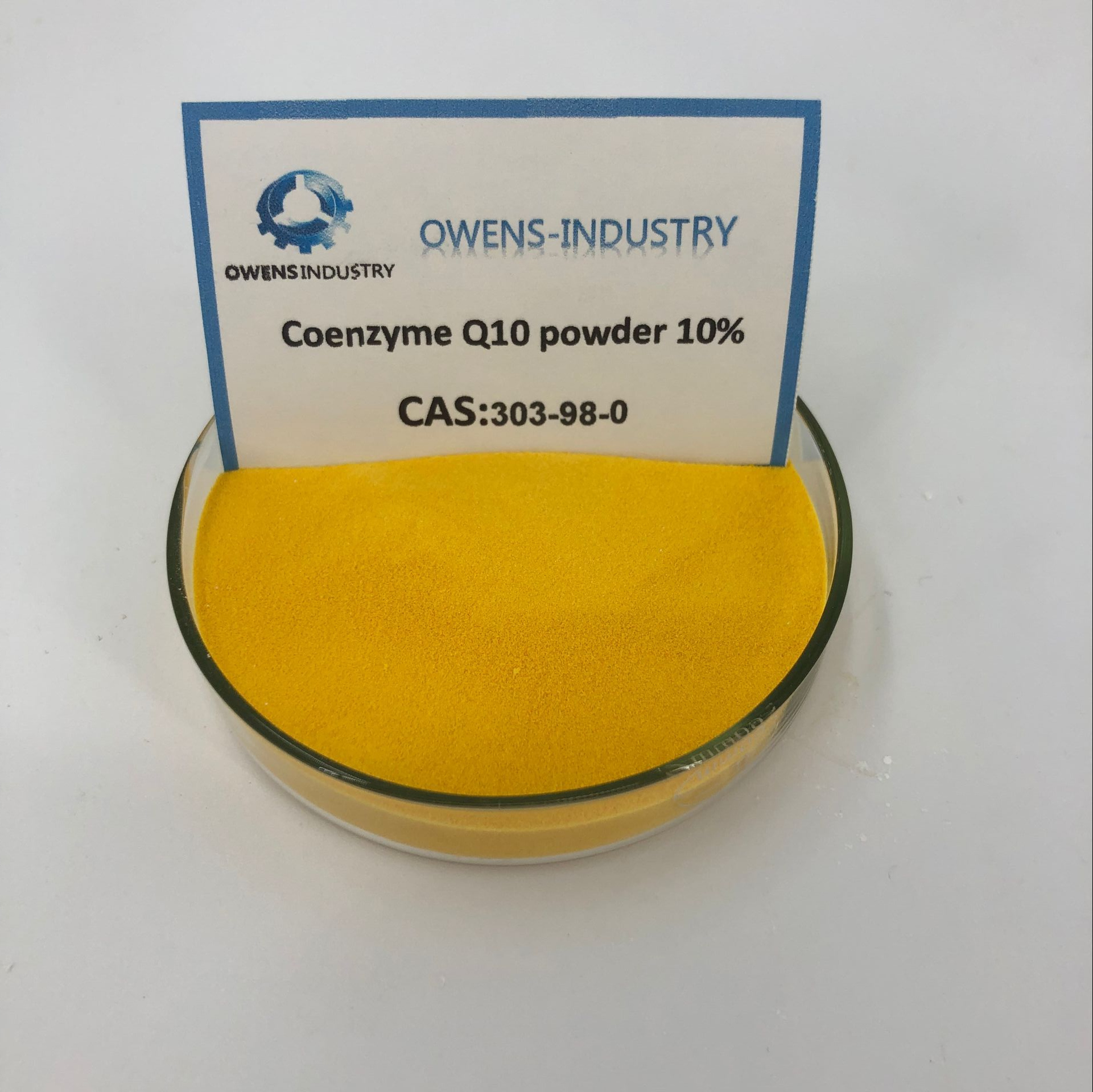 High <strong>quality</strong> bulk ubiquinol coenzyme COQ10 powder