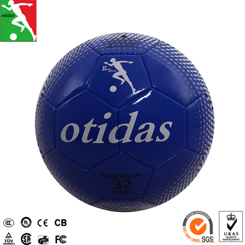 sports equipment size5 football pvc machine stiching soccer ball promotional size5 Antique leather soccer ball