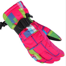 Full Finger Outdoor Windproof Winter Ski Cycling Gloves