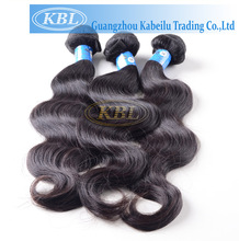 100%Pretty unprocessed cambodian weave raw hair,claw clip ponytail human hair extension