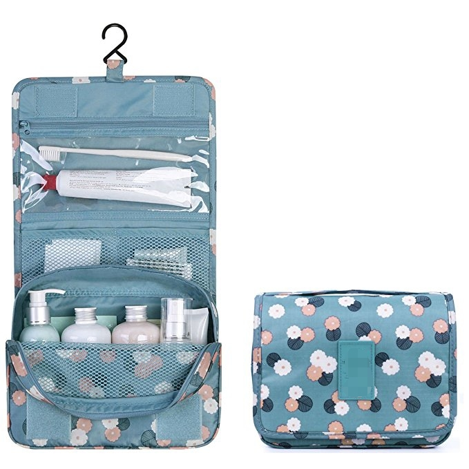 Best Large Toiletry Bag Makeup Organizer Bag Hanging Cosmetic Bag