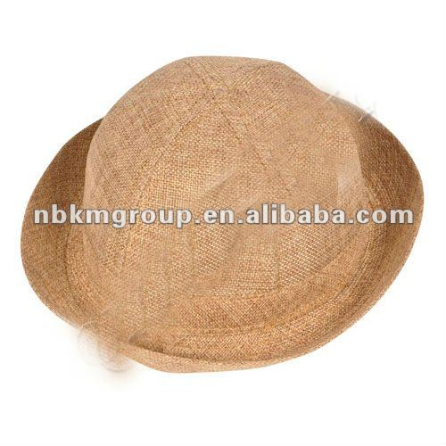 Child Size Pith Fabric Helmet Hat
