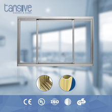 tansive construction double temper glazed beautiful design aluminium home slider windows
