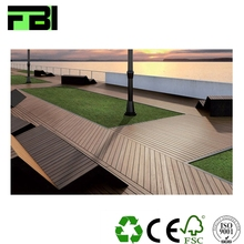 New design wpc diy decking tiles non paint decking