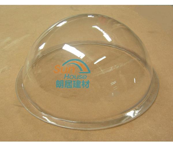Cupola di plastica