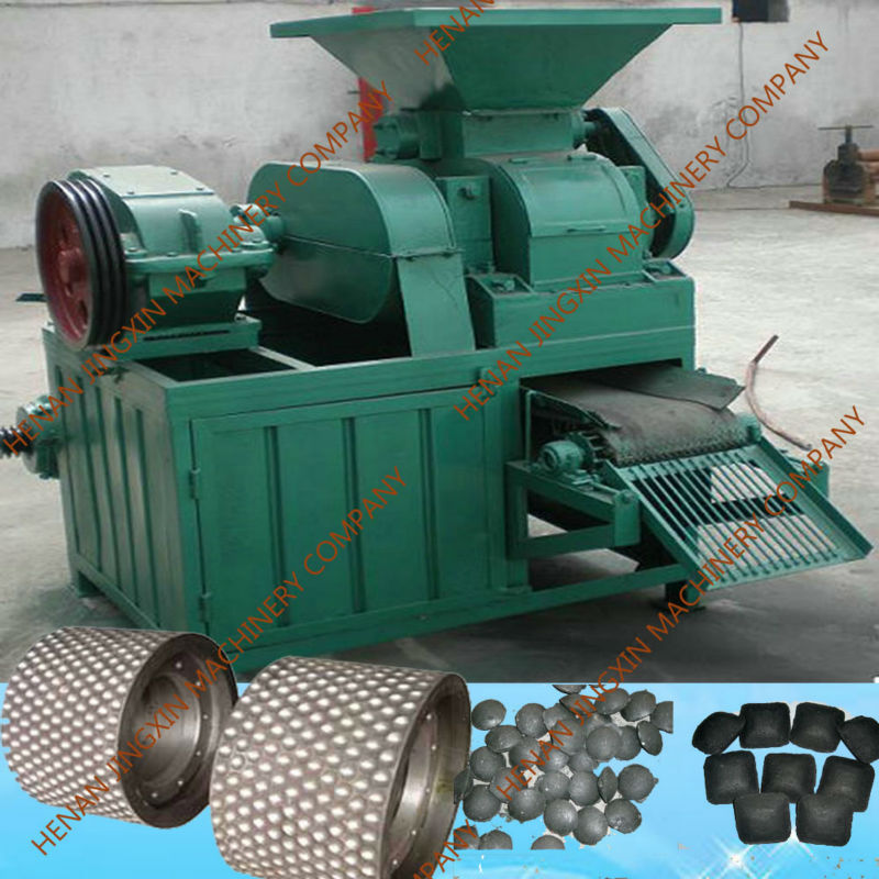 Factory sell coal press machine coal briquetting machine coconut shell charcoal briquette machine (9).jpg