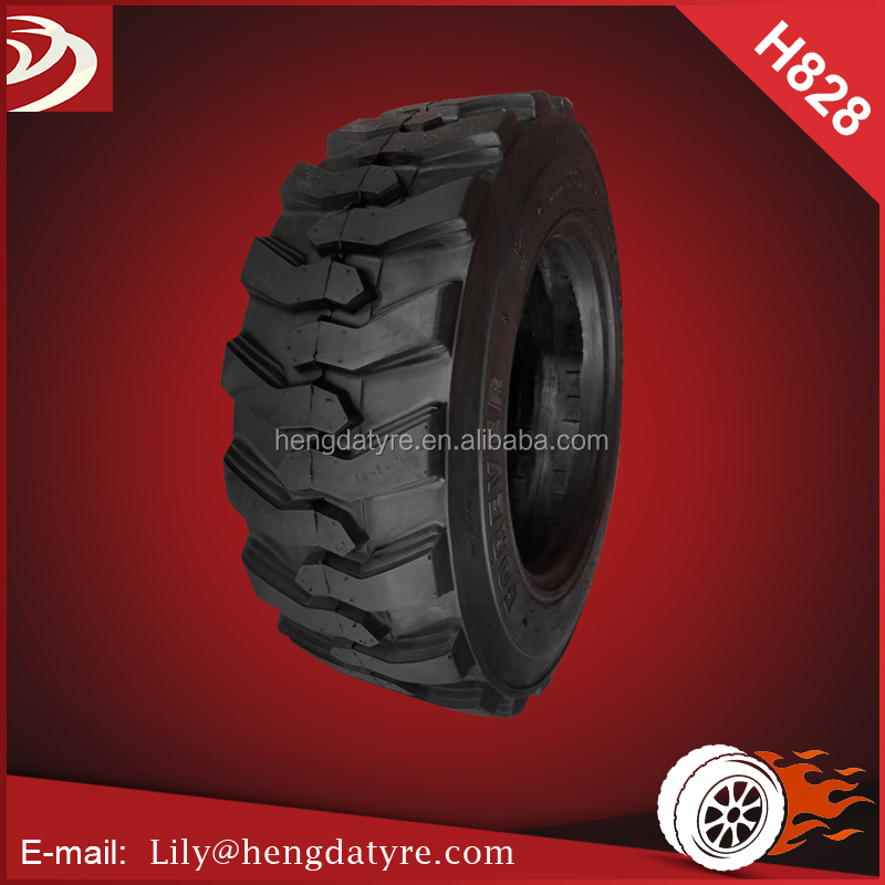 Backhoe loader tire 12x16.5 10x16.5