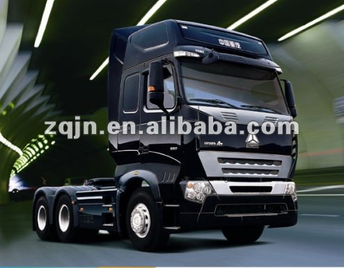 380hp China Super Great Truck HOWO A7 Towing Trucks
