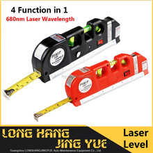 15cm with laser tape measure mini spirit level