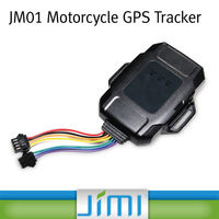 IP65 Dust and Waterproof Wide Voltage Range Jimi JM01 Motorcycle GPS Tracker with Remote Cut-off Petrol/Power .