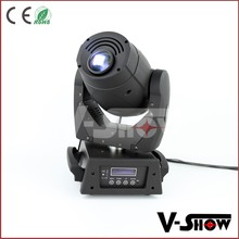Dj moving head equipment dmx 512 spot moving head light 150w concert stage gobo moving head light for wedding
