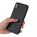Ultra Thin Slim 0.3mm PP Frosted Back Case Cover for iPhone X/8/7/6 & Plus