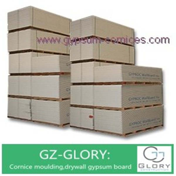 Gypsum Plaster On Drywall : Ceiling paperfaced drywall gypsum plaster board buy