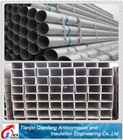 Used for water cheap erw and hot galvanized steel pipe
