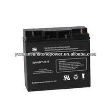 Most popular products sealed lead acid 12v 18ah deep cycle dry battery