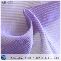 muslin rayon nylon& polyester fabric for wedding dresses