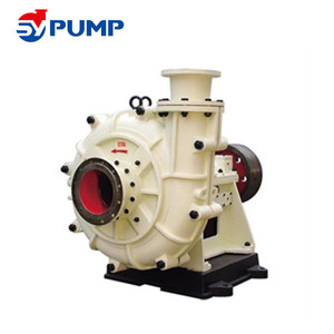 Small horizontal dry sand filter suction sludge dredge slurry pump