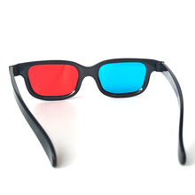 Plastic good price movies cartoon 3d virtual reality glasses for cinema and TV