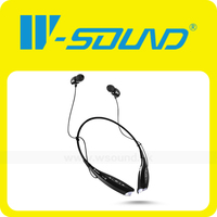 music function Mp3 player TF830 wireless fashion In Ear Sports Headphone