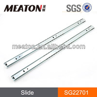 High quality office desk Mini ball bearing drawer slides