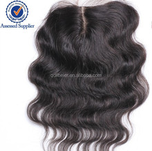 Fast Shipping Brazilian Virgin Body Wave Silk Top Closure( any color u may choose)