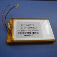 aw imr 18650 3.7v 2000mah rechargeable battery