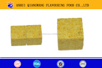4g/piece, 10pieces/box, 160boxes/carton, HALAL chicken beef fish flavour cube stock cube seasoning cube