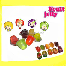 16gram Names All assorted mini fruit jelly