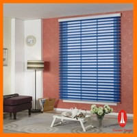Curtain times Motorized blue sheer vertical shangri-la blinds elegant window blinds