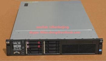 2.5 inch used server H.P. ProLiant DL380G7 CPU*2, 64GB memory 146G SAS HDD *8 with a power DL380 G7
