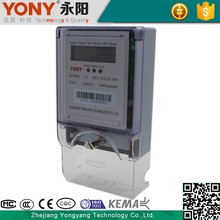 Top sale reliable power protection overload detection smart multi-function energy meter