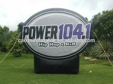 Inflatable outdoor advertising Billboard banner for sale