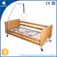 BT-AE027 CE ISO Extra care 5 function home bed nursing home equipment